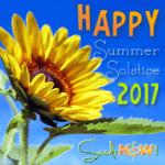 ¡Feliz solsticio de verano! [June 2017]