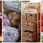 4 maneras de preservar frutas y verduras en casa