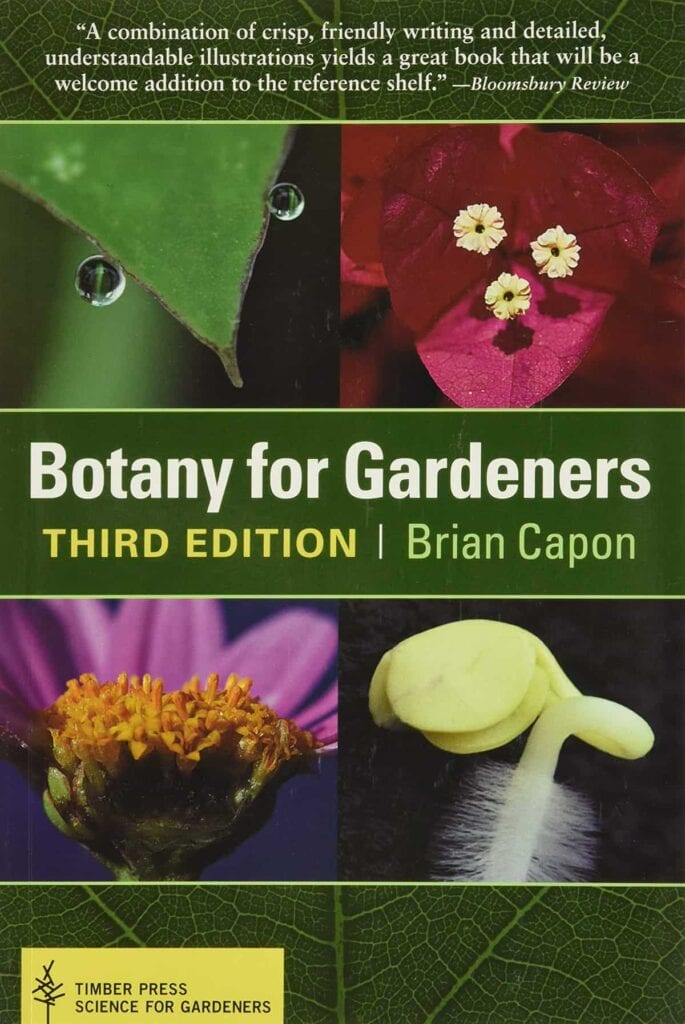 Botánica para jardineros de Brian Capon (revisión) ⋆ Big Blog Of Gardening