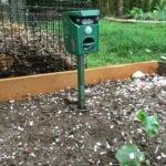 Comentario sobre el repelente ultrasónico de animales del Espantapájaros ⋆ Gran blog sobre jardinería
