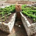Cómo construir un jardín de ojo de cerradura ⋆ Big Blog Of Gardening