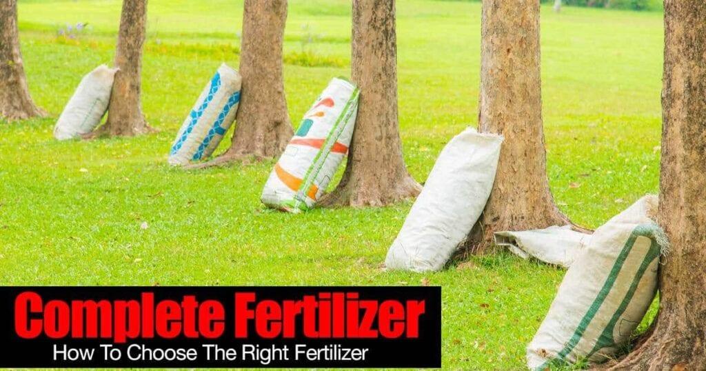 fertilizante completo