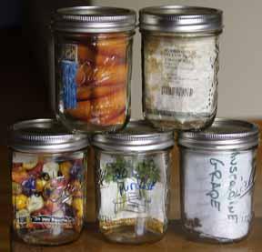 Cómo guardar las semillas de tu jardín ⋆ Gran blog sobre jardinería