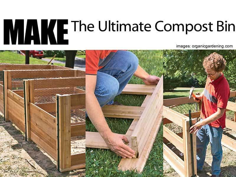 ultimate compost bin