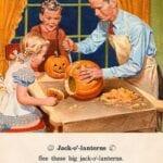 ¿Cuál fue el origen de las calabazas de Halloween?
