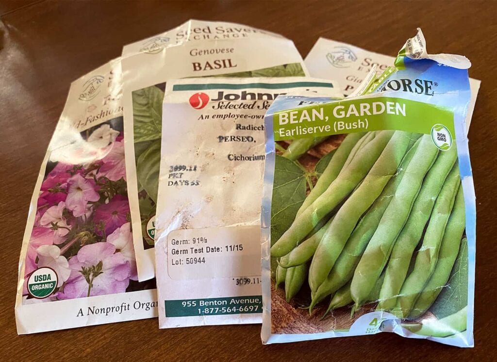 Cómo probar la viabilidad de las semillas de jardín ⋆ Gran blog sobre jardinería