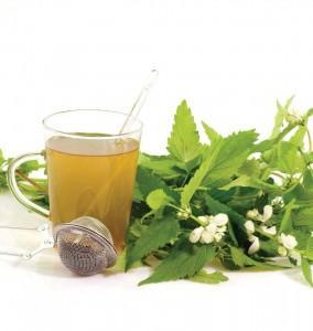 Cómo secar hierbas para el té