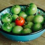 Cosecha de otoño: 5 formas de utilizar tomates verdes