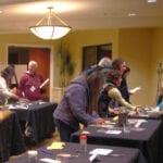 Día Nacional del Intercambio de Semillas: SSAWG, The Washington Gardener, PASA, VABF