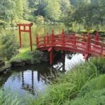 El significado de los puentes en la jardinería japonesa ⋆ Gran blog sobre jardinería