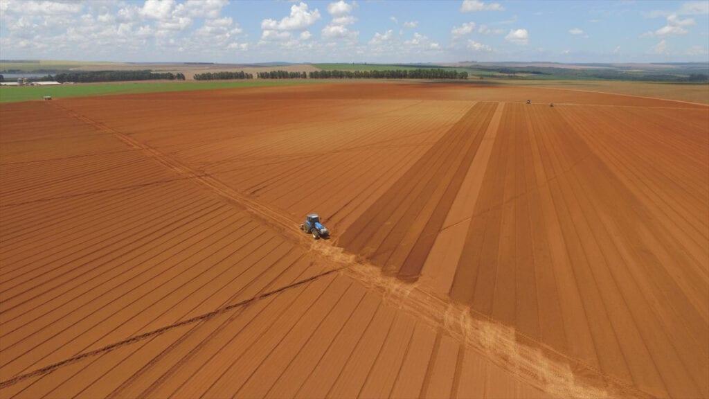 Estudio de caso: maestría en agricultura a gran escala en Brasil