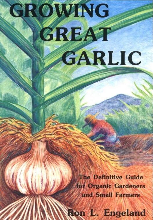 Growing Great Garlic por Ron Engeland - reseña del libro