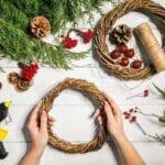 Ideas para regalos caseros en la fiesta en el jardín.