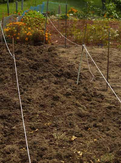 Jardín vs fertilizantes  cambios de suelo