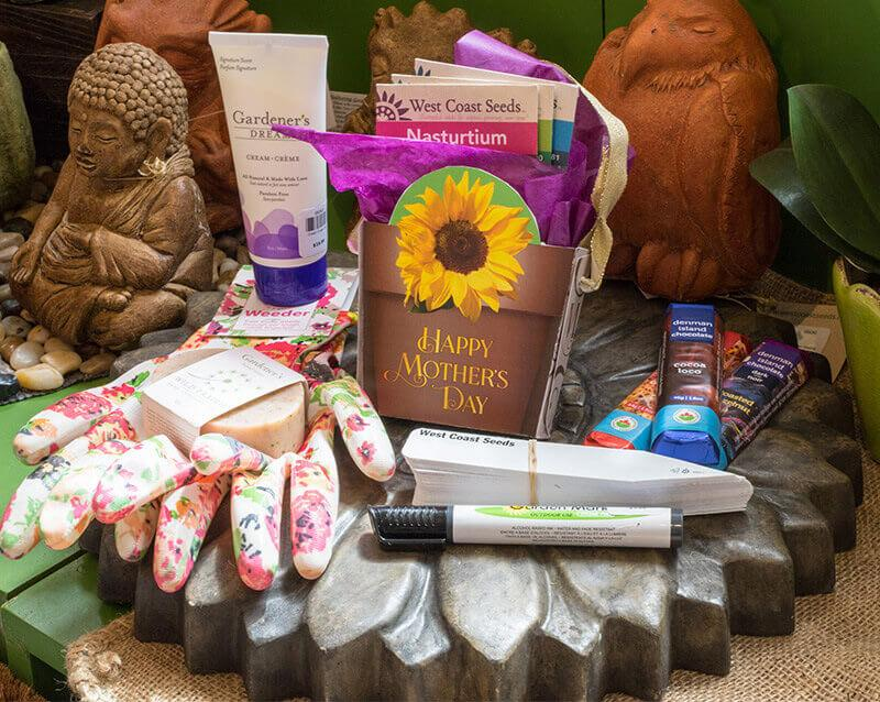 Opciones de regalo para el día de la madre