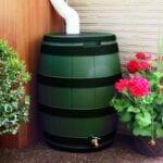 Mitos sobre los sistemas de recolección de agua de lluvia para jardines