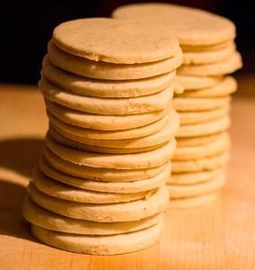 Receta de galleta de cilantro