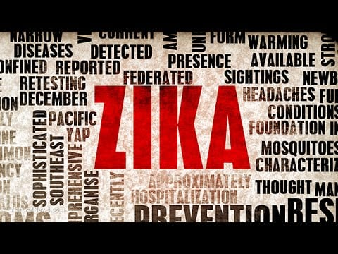 Mosquito Repellents That Work Against Zika Virus