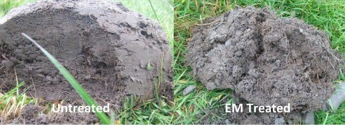 Serie de salud del suelo - Estructura del suelo