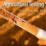 Fertilizantes pruebas de suelo