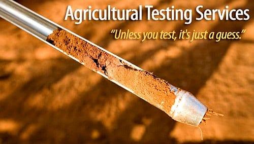Fertilizer Nonsense #4 Soil Tests