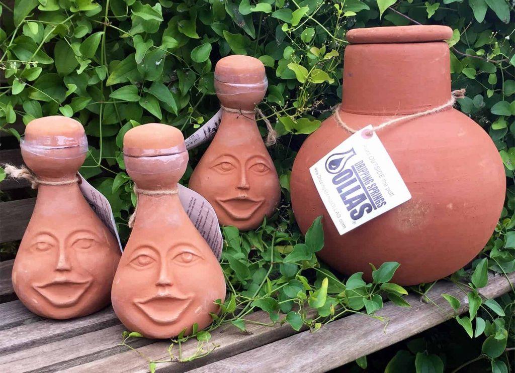 Use una Olla para regar su jardín sin esfuerzo ⋆ Gran blog de jardinería
