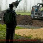 Uso de desechos para mejorar la salud del suelo en la agricultura de Nueva Zelanda