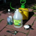 Vinagre herbicida ⋆ Gran blog de jardinería