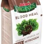 Agregar comida de sangre al suelo del jardín