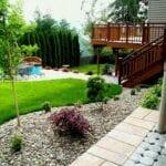 Cambio de imagen en el patio trasero - 10 ideas de paisajismo en el patio trasero