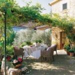 Elección de plantas de sombra para el porche