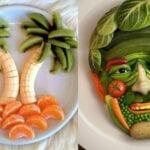 Formas creativas de comer más verduras