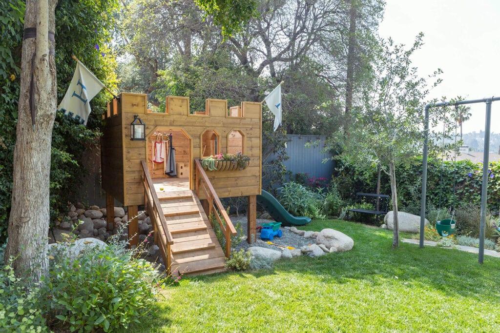 Ideas para jardines infantiles: crear un jardín de juegos