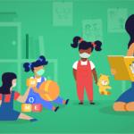 Ideas para jardines infantiles: enseñar a los niños a diseñar un jardín