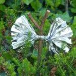 Jardinería de papel de aluminio: uso de papel de aluminio en el jardín