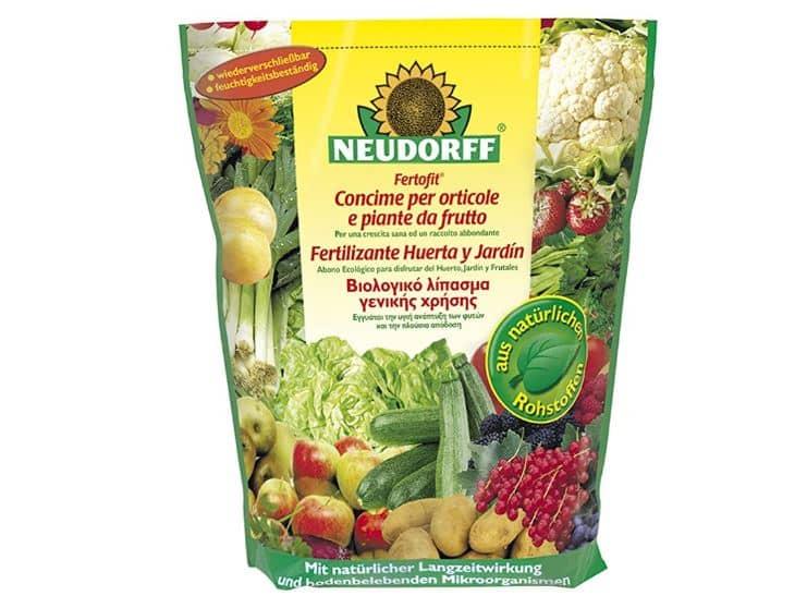 Neudorff marca de fertilizante