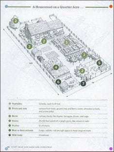 ¿Qué es la Permacultura?   Granja Décima Acre